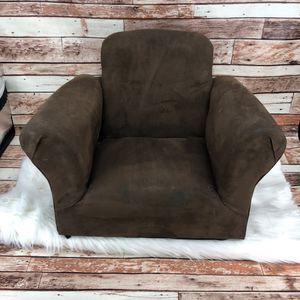 Kids Suede Big Easy Rocking Chair Brown Suede for Sale in Punta Gorda, FL