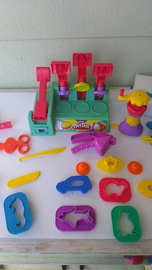 Lots of Play-Doh acceseries for Sale in Starkville, MS