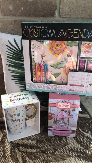 All brand new girl items/birthday gifts for Sale in San Antonio, TX