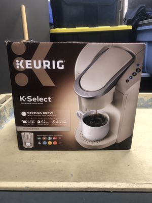 Keurig k cup select Open box not used for Sale in Alexandria, VA