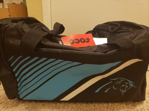 Carolina Panthers Duffle Bag (New) for Sale in San Diego, CA