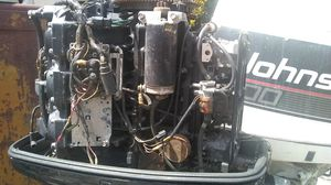 Mercury. 3.0. Liter 225 hp parts outboard 395 each. 2 outboards avail for Sale in Pinecrest, FL