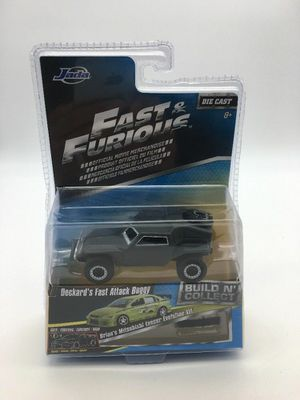 Jada Fast & Furious Deckard's Fast Attack Buggy for Sale in Chula Vista, CA