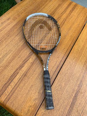 Tour pro head tennis racket for Sale in Hemet, CA