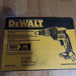 Brushless Drywall Screwgun for Sale in Revere, MA