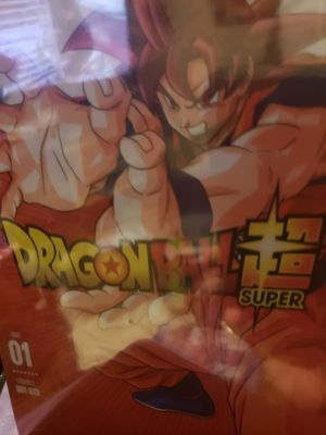 Dragon ball super dvd sets 1-6 for Sale in Riverview, FL