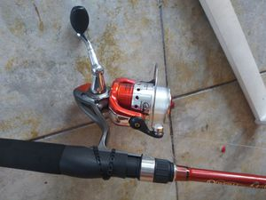 Eddie Bauer Quantum Rod and Reel Brand New Fishing Pole for Sale in Boynton Beach, FL