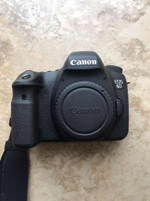 Canon 6d body for Sale in Grants Pass, OR