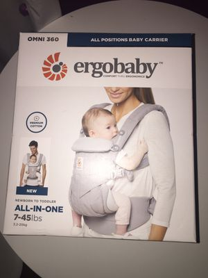 Egrobaby Baby Carrier for Sale in Heath, OH