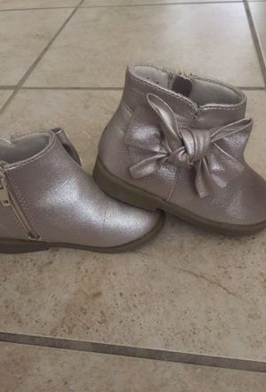 Garanimals boots size 6 $10 for Sale in Sun City, AZ