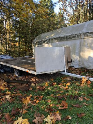 Lilta Snowmobile Trailer (3-place) for Sale in Woodinville, WA