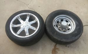 Tires and wheels for Sale in Dinuba, CA