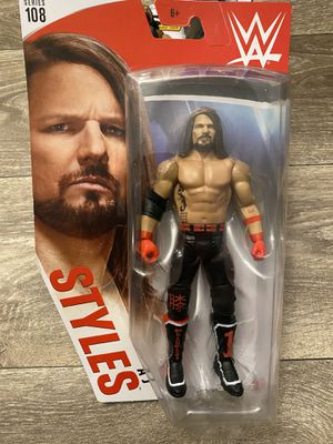 WWE FIGURE AJ Styles for Sale in Glendora, CA