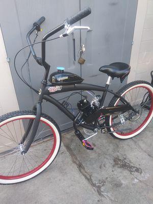 New diamond back custom motorized bike 80cc for Sale in Hermosa Beach, CA