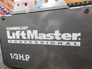 liftmaster professional garage door opener new1/3 hp for Sale in Lithia Springs, GA