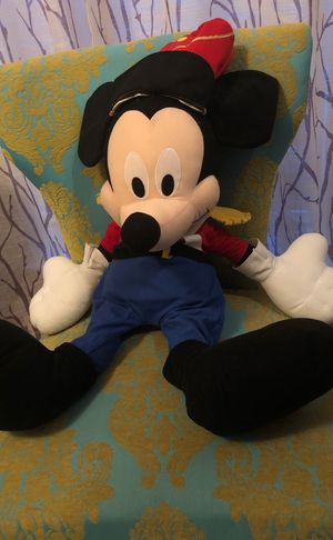 Mickey Mouse stuffed animal for Sale in Gainesville, VA