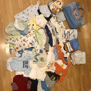 Baby Clothes 0 - 6 Months for Sale in Oviedo, FL