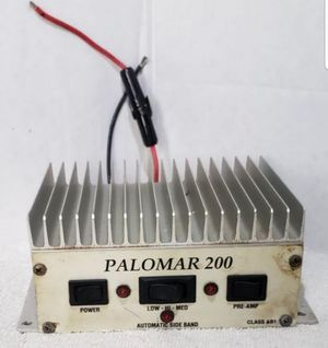 Palomar 200 amplifier for cb radio for Sale in Portland, OR
