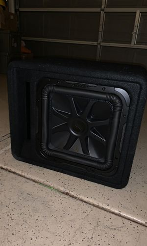 L7 12 inch subwoofer for Sale in Chula Vista, CA