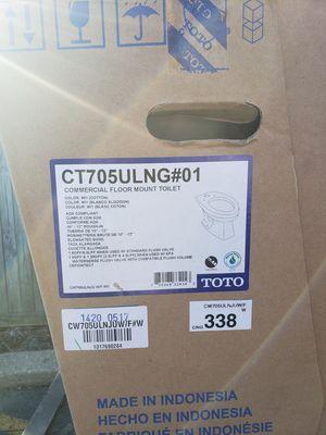 Comercial Toilet and automatic Flush valve for Sale in Manassas Park, VA