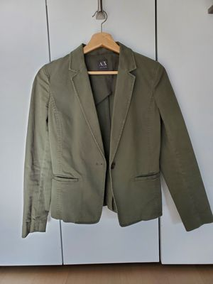 Armani Exchange Olive Blazer(size 6) for Sale in Queens, NY