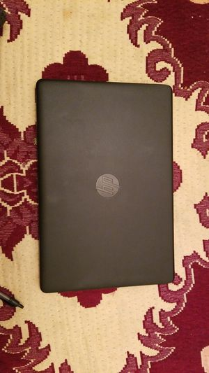Hp laptop with a charger for Sale in Manassas, VA
