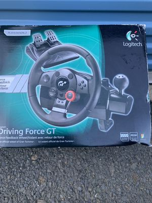 Logitech Driving Force GT for PS3 for Sale in Newtown, PA