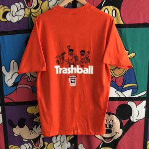 VTG 90 Trash ball bureau of Solid Waste T-shirt XL for Sale in Reisterstown, MD