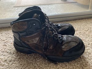 Lightly used Brahma work boots for Sale in Winter Haven, FL