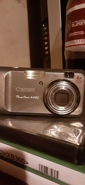 Canon powershot a460 digital camera for Sale in Philadelphia, PA