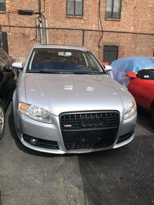 08 Audi A4 s line wagon for Sale in Boston, MA