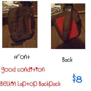 Belkin laptop backpack for Sale in Scottsville, KY