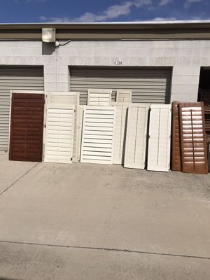 Plantation shutters for Sale in Newport Beach, CA