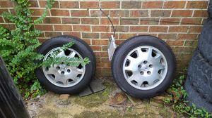Acura/Honda wheels new tires 5 lug for Sale in Virginia Beach, VA