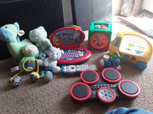 Kids toys learning and musical for Sale in Los Angeles, CA