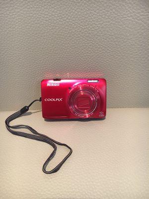 Nikon CoolPix S6300 w/ 32GB SD Card for Sale in Austin, TX