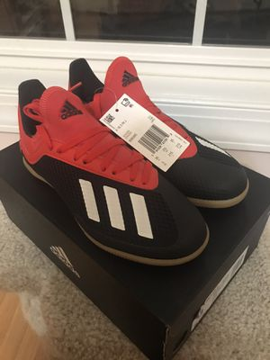 Adidas Soccer Shoes- Indoor/turf for Sale in Raleigh, NC