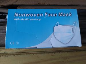 Nonwoven Face Mask w/ elastic ear loop for Sale in Houston, TX