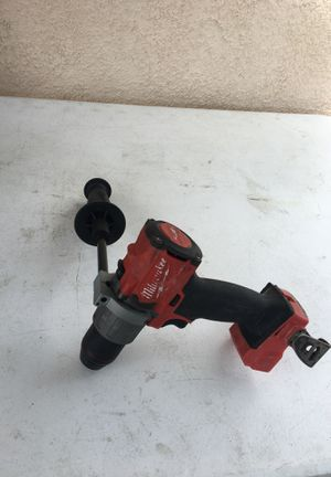 M18 FUEL 18-Volt Lithium-Ion Brushless Cordless 1/2 in. Hammer Drill / Driver (Tool-Only) for Sale in Bakersfield, CA