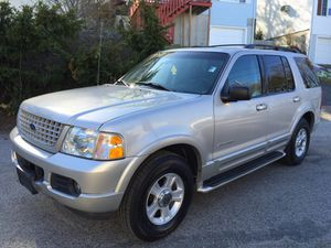 02 FORD EXPLORER LIMITED 4x4 for Sale in Waltham, MA