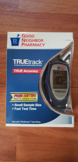 Truetrack blood sugar monitoring system for Sale in Farmville, VA