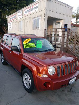 2008 jeep patriot for Sale in Chula Vista, CA