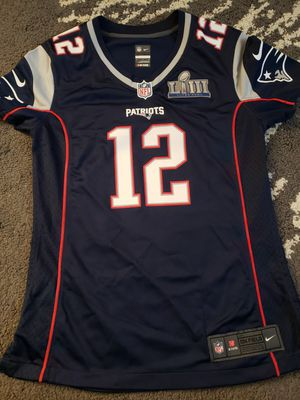 WOMENS PATRIOTS JERSEY for Sale in Lynwood, CA