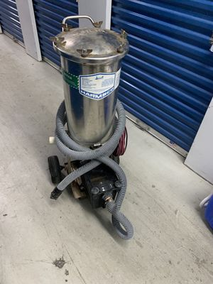 Harmsco pool filter vacuum for Sale in Hollywood, FL