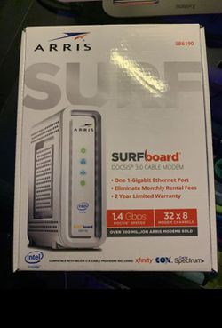 Motorola Surf board modem for 49$ for Sale in Bothell,  WA