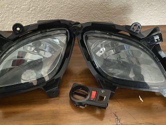 10-12 Hyundai Genesis Coupe Smoke Fog Lights for Sale in San Antonio,  TX