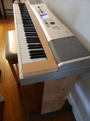 Yamaha portable grand piano for Sale for sale  Elizabeth, NJ
