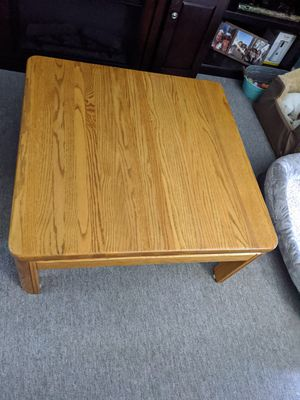 Coffee table and two end tables for Sale in Palm Bay, FL