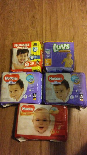 Huggies Diapers for Sale in Oxon Hill, MD