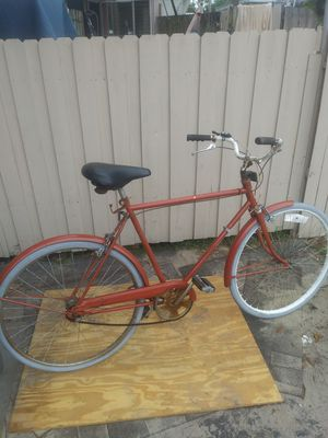 Vintage bike ,1969 ride smooth tires hold air for Sale in Holiday, FL